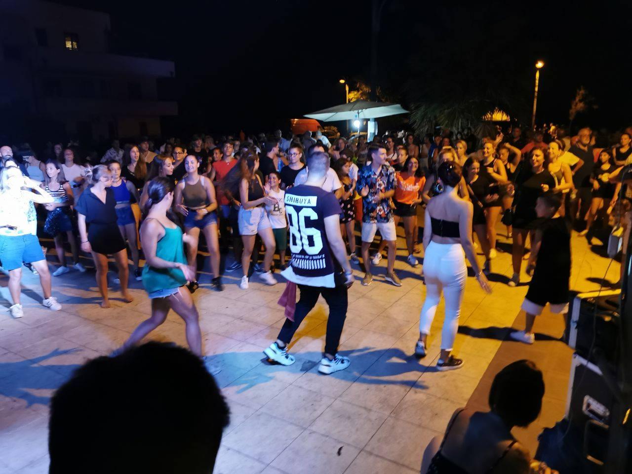 Pubblico Bivona Beach Festival